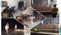 Müzik ve oyun atölyelerimizde çalışmalara başladık