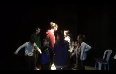 Çocuklara yönelik drama çalışmalarımız başladı